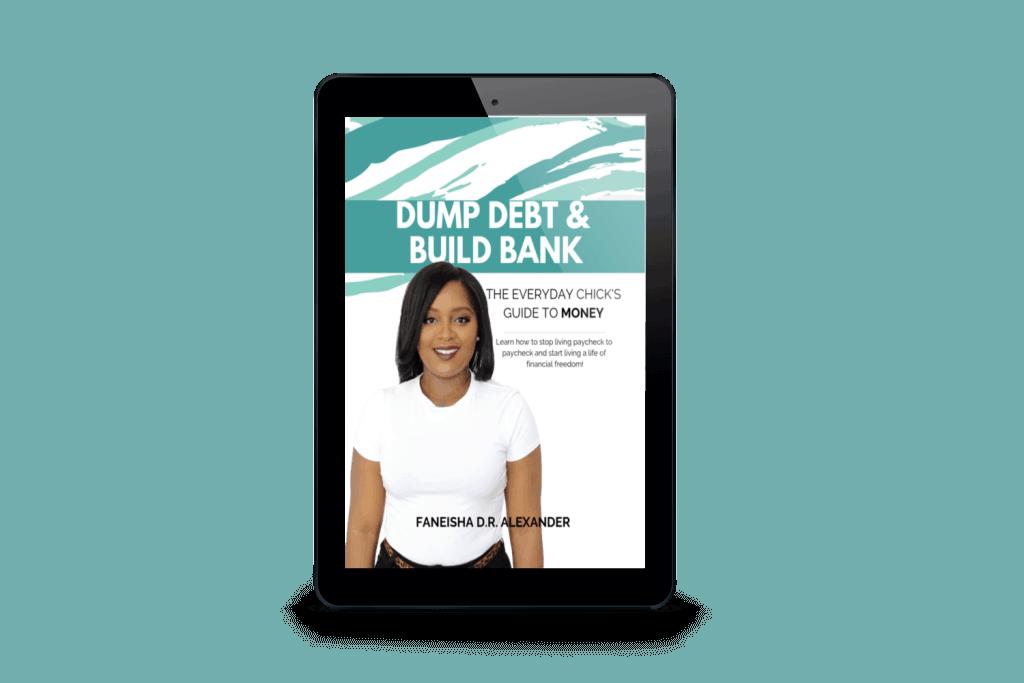 dump debt & build bank book