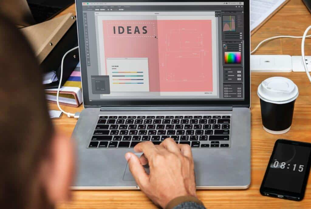 side hustle ideas graphic design